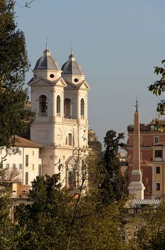Chiesa della Trinità dei Monti, Roma