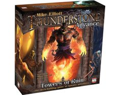 Thunderstone Advanced a deck building game