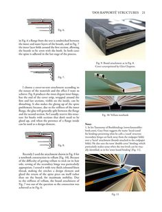 Article published in The New Bookbinders