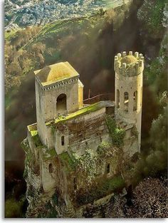 Abandoned Castle                                            (rePinned 091413TLK)