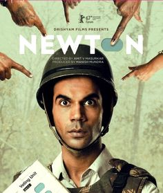 Raj Kummar Rao's Newton is in the running to bag an award in the world competition section at the Tribeca Film Festival. - Raj Kummar Rao's Newton selected for the world competition section at the Tribeca Film Festival Tribeca Film Festival, New Gossip, Competition, Bollywood, Cinema, Oscars, Asian, Movies, Academy Awards