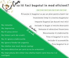 Cum sa iti faci bugetul in mod eficient Plans, Blog, Blogging