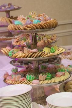 Pittsburgh Cookie Table; a wedding tradition!!