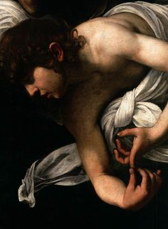 Michelangelo Merisi, detto il Caravaggio (1571–1610) Saint Matthew and the…
