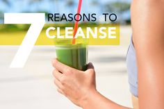 7 Reasons to Cleanse from 21 Day Challenge, Detox Challenge, Detox Recipes, Detox Meals, Healthy Recipes, For Your Health, Health And Wellness, Healthy Facts, Healthy Meal Prep