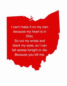 Ohio Is For Lovers - Hawthorne Heights