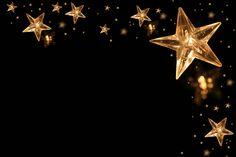 Christmas starlight for photos