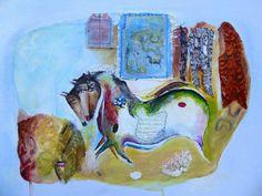 Mitra Behnegar mixed media #art #artist