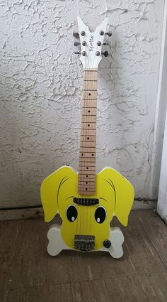 Snoop Dogg guitar-  jA