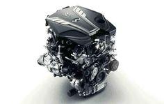 Infiniti VR-Series twin-turbocharged 3.0-liter V6. Image courtesy of Infiniti.