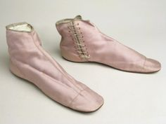 Boots, 1825-35, Manchester City Galleries