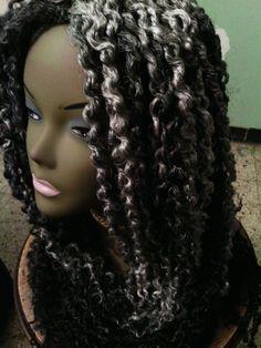 Braid wig by Georgia