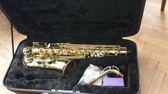 Alt saxofón STAGG - 1