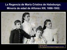 La regencia de Mª Cristina de Hasburgo (1886-1902). Continúa el turno pacífico de partidos y surgen nuevos movimientos políticos: nacionalismo catalán, vasco, …