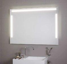 Il tuo bagno si illumina di una luce speciale! E' la luce di #T5 la specchiera con illuminazione frontale a tre luci di Koh-I-Noor Italia. Scegli la dimensione che preferisci e fai brillare il tuo bagno.  www.gasparinionline.it #arredobagno #design #interior #casa #style #arredamento #madeinitaly