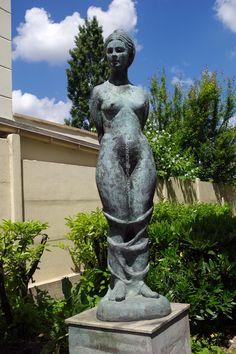 AUDFRAY Etienne, sculpture en bronze - Phryné - 2/8 - 1988