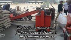 Cement foaming pumping machine ; for further details contact sales3@shotcretemanufacturer.com whatsapp: +8615617597332, skype: sincolasale