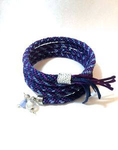 Blue and Bouncy by BaublesOutsideTheBox on Etsy