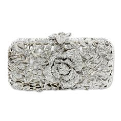 7 Wedding Clutches We Love - Clara Kasavina Rosalie Clutch from #InStyle