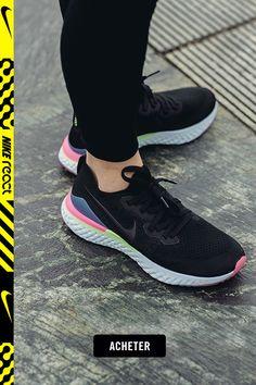 buy popular 5eb1f 83c55 Découvrez la nouvelle Nike Epic React Flyknit 2, ultra-souple et dynamique.  Bijoux