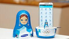Olimpiada smartfonowa, czyli jak smartfony zmieniają igrzyska