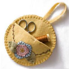 Sewing Supplies Caddy