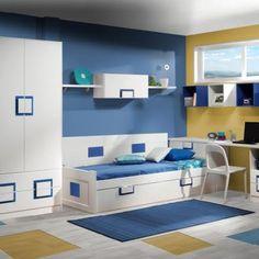 habitacion juvenil para varones