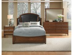 Infinity 6-PC Bedroom Package - Value City Furniture