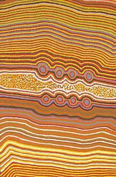 Wangkartu Aboriginal art |Pinned from PinTo for iPad|