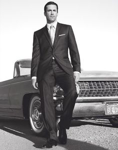 John Hamm- im fairly confident God is hiding his twin for me & he will soon be my reward for waiting so patiently :)