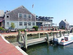 The Seafood Shanty in Edgartown, Martha's Vineyard.