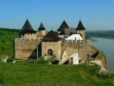 Hotin Ancient Buildings, Ancient Architecture, Medieval Gothic, Renaissance, Republica Moldova, Tudor, Romania, Palace, Forts