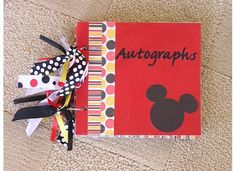 another autograph book idea...