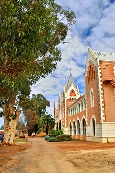 New Norcia, Western