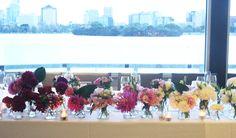 16 - bridal table | carousel wedding albert park | styleanddiscourse.com