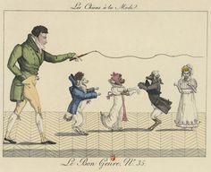 Blog: Le Bon Genre – Parisian Social Life in the Early 1800s. From Susanna Ives.