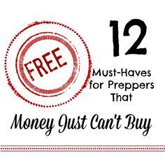 382 best survivaldisaster preparedness images on pinterest 12 skills for preppers that money just cant buy fandeluxe Images