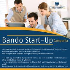Procede il bando SMART & Start di Inviatalia per tutta l'Italia. I dettagli su ow.ly/JO8kB