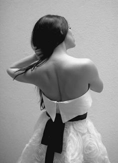 Gueule d'Ange Wedding Collection by Isabell'm One Shoulder Wedding Dress, Collection, Wedding Dresses, Fashion, Angel, Weddings, Moda, Bridal Dresses, Alon Livne Wedding Dresses