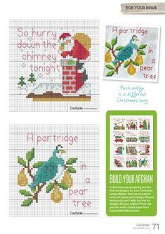 Cute Cross Stitch, Counted Cross Stitch Patterns, Cross Stitch Charts, Cross Stitch Designs, Cross Stitch Embroidery, Cross Stitch Christmas Ornaments, Christmas Cross, Xmas, Christmas Patterns