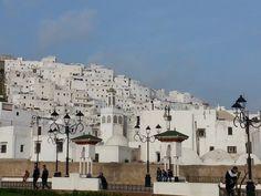 Tétouan - an der Mittelmeerküste von Marokko