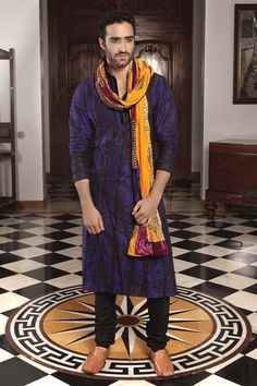 Indian And Western Men's Wear Designed by Fashion Designer Nivedita Saboo. Check out the Collection..