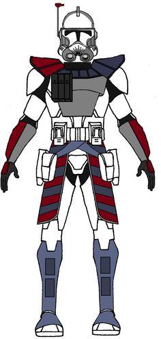 Clone Commander Colt 1