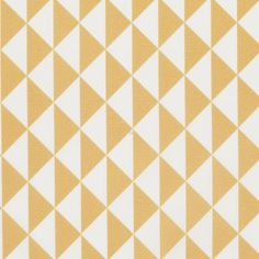 Tissu coton triangles Vintage - Déco Fille - ENFANTS Mondial Tissus