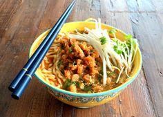 Tantan Ramen // The Culinary Tribune