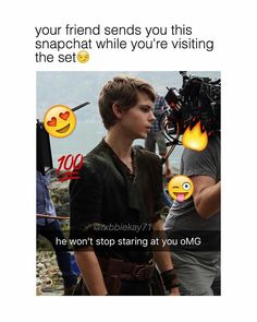 Me:*faints* bff:Omg she needs true loves kiss *coughs* ROBBIE Once Upon A Time Peter Pan, Once Upon A Time Funny, Once Up A Time, Peter Pan Ouat, Robbie Kay Peter Pan, Peter Pan Fanfiction, Captain Swan, Captain Hook, Peter Pan Imagines
