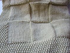 Ravelry: Blocks for Baby pattern by Danielle Romanetti