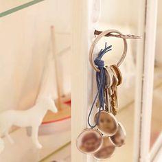 Anleitung: Schlüsselanhänger mit Foto selber machen | BRIGITTE.de