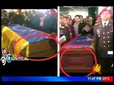 Para diario ABC, hubo cambio de cajón en sepelio de Chávez #Video - Cachicha.com