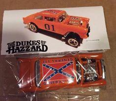 Hot Wheels Custom Made Dukes of Hazzard General Lee 2007 Ford Mustang